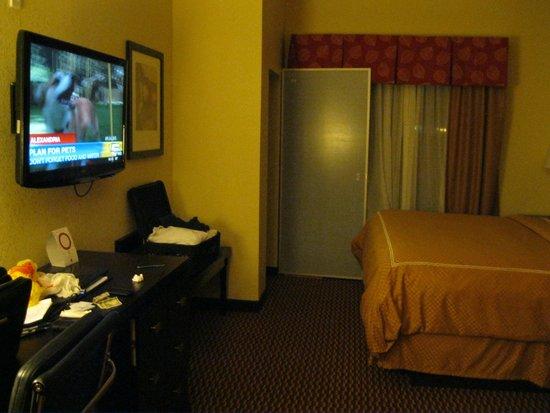Comfort Suites Leesville : Rm 203