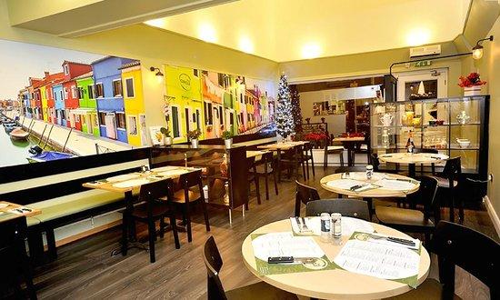 The Circle Eatery : Christmas 2013