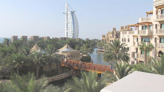 Jumeirah Dar Al Masyaf at Madinat Jumeirah: view from bar