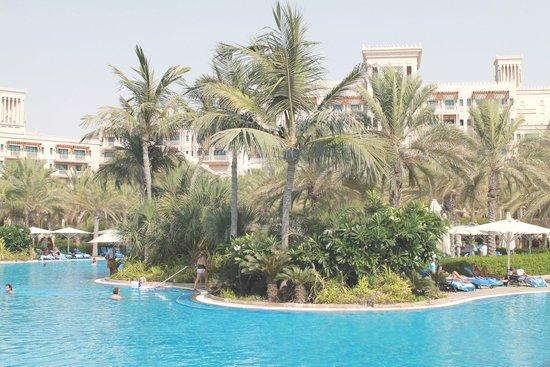 Jumeirah Dar Al Masyaf at Madinat Jumeirah: idyllic pool