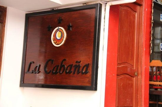 Hotel La Cabana Machu Picchu: Logo
