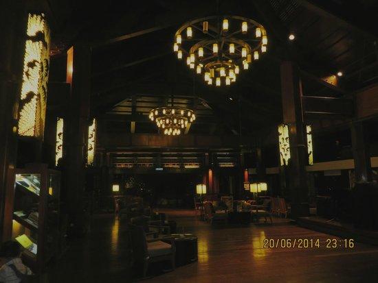Meritus Pelangi Beach Resort & Spa, Langkawi : Lobby