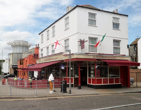 Dovorian Restaurant: Dovorian from Worthington Street