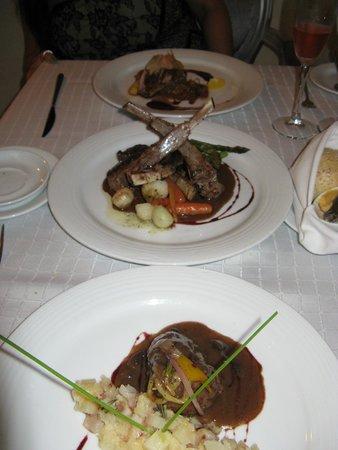 Sandos Playacar Beach Resort : Le Gourmet dinners