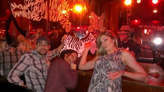 Zebra Lounge: Good Times