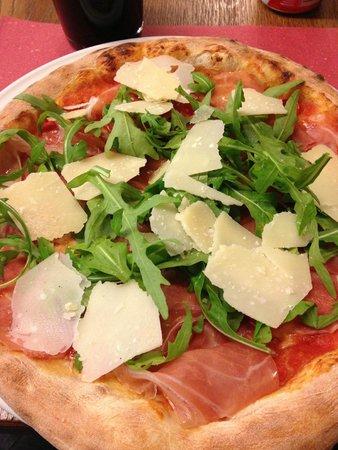 Pizzeria Bella Napoli: Pizza