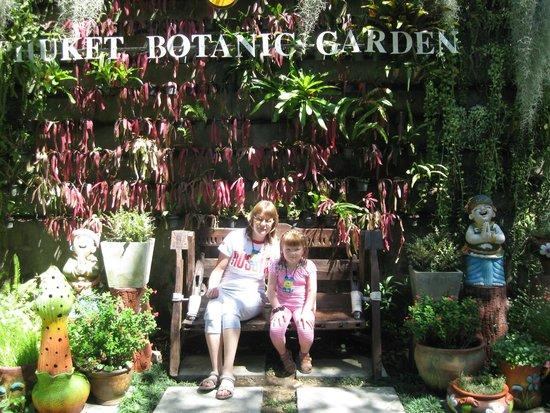 Phuket Botanic Garden: Ботанический сад
