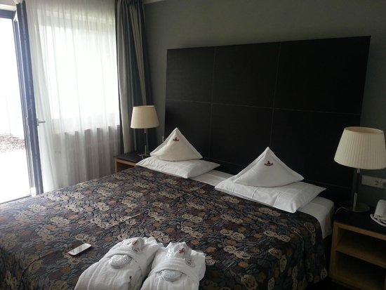 Family Hotel Biancaneve: panoramica della camera selva superior