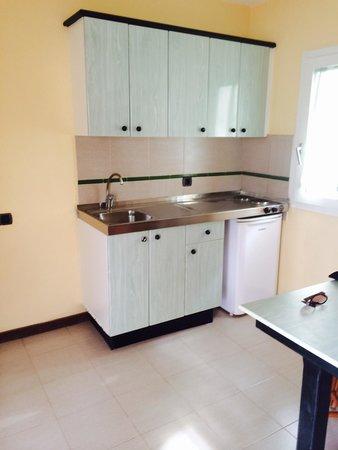 Caleta Dorada: Kitchen