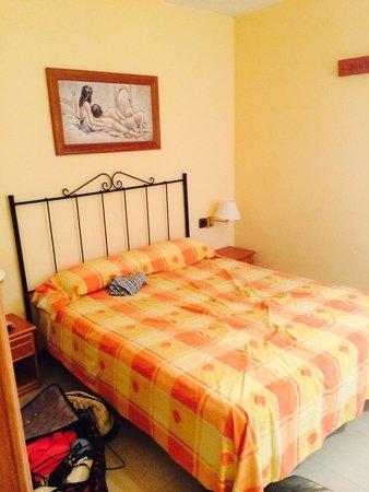 Caleta Dorada: Bedroom