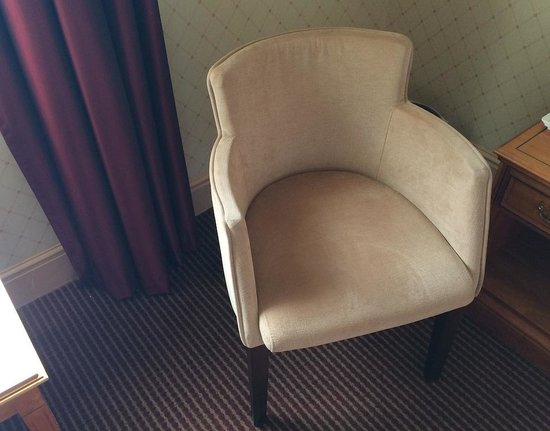 St. Mellons Hotel: I liked this chair