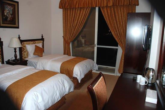Diwan Al Amir : my room