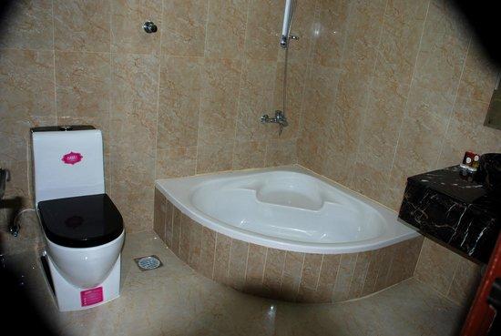 Diwan Al Amir : bathroom
