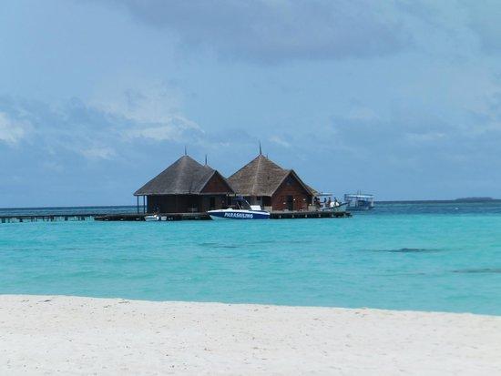 Club Med Kani : centre de plongée