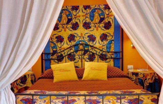 Hotel Villamare: Our room