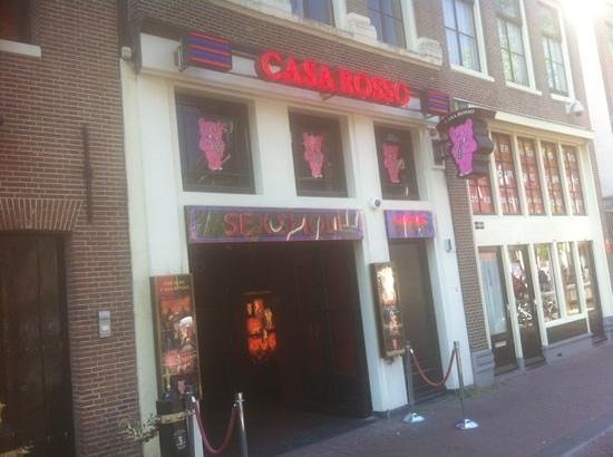 Rotlichtviertel Walletjes: amsterdam
