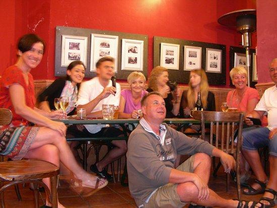 Pizzeria Napoli : Rodzinna atmosfera :)