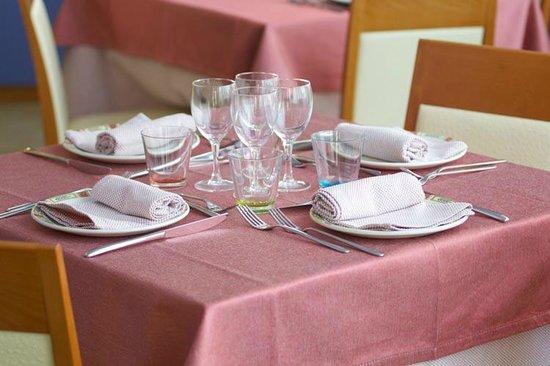 Hotel Marcus : Sala pranzo