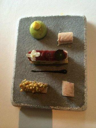 Restaurant Fred: buiten de kaart om een variatie op basis van paling