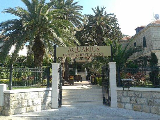 Hotel Aquarius Dubrovnik: Hotel Aquarius