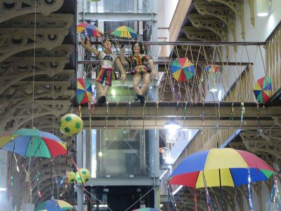 Pernambuco House of Culture : Corredores/ interior da Casa de Cultura