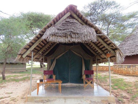 Tarangire Safari Lodge: View of Tent