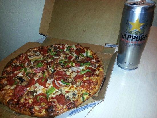 Domino's Pizza: con peperoni