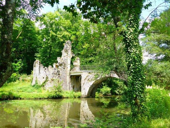 Parc de Majolan : bridges