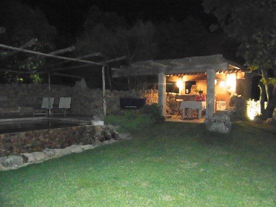 Domaine de Murtoli : La nuit dans le maquis... Seuls au monde!