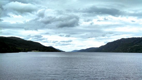 The Hairy Coo - Free Scottish Highlands Tour : Loch Ness