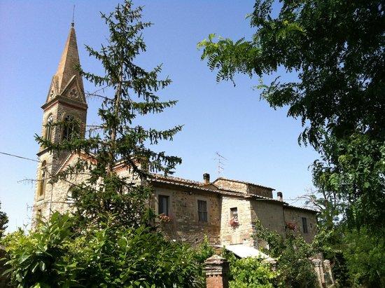 Bucine, Italie : Pieve di San Quirico a Capannole