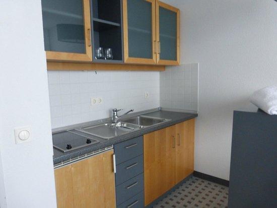 Best Western Hotel am Europaplatz: Little kitchen area