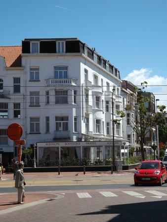 Aquilon Boutique Hotel: facade