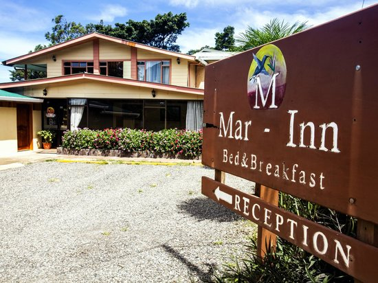 Mar Inn Bed & Breakfast: Quiet and clean