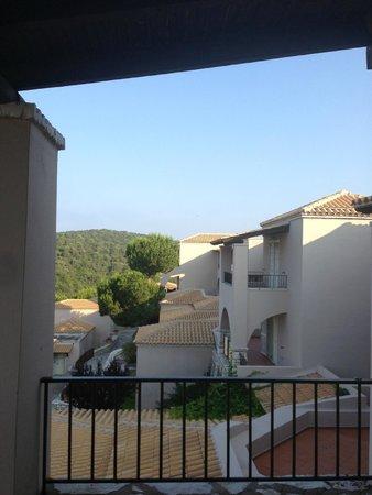 Domotel Agios Nikolaos: View from our balcony