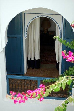 Riad Sekkat : autre entrée de chambre