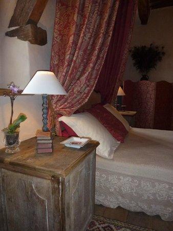 Hotel Tanquerey de la Rochaisiere : Chambre Guernesey