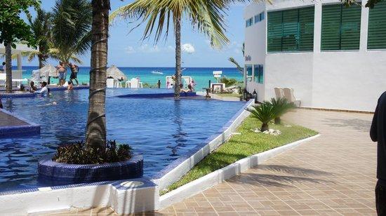 Le Reve Hotel & Spa: El paraiso