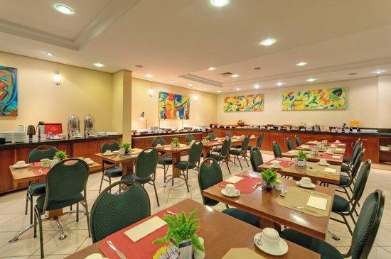 TRYP Sao Paulo Higienopolis Hotel: RESTAURANTE