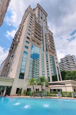 TRYP Sao Paulo Higienopolis Hotel: PISCINA