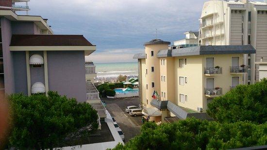 Hotel Storione: вид из отеля