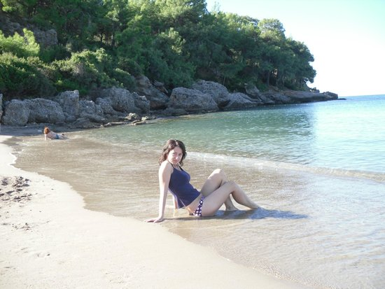 Justiniano Club Alanya: пляж
