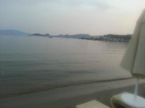 Manuela Hotel: Deniz