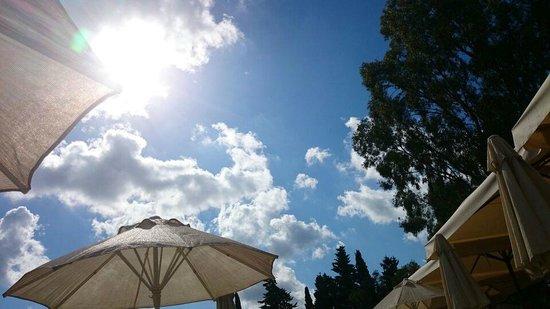 Manuela Hotel: Gökyüzü
