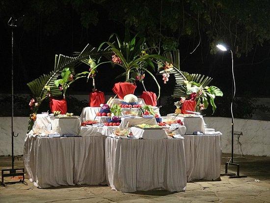 Diani Sea Lodge : barbeque