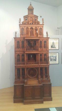 German Clock Museum : Muestra