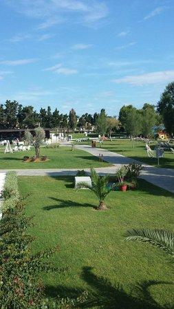 Sensimar Oceanis Beach & Spa Resort: Beautiful gardens