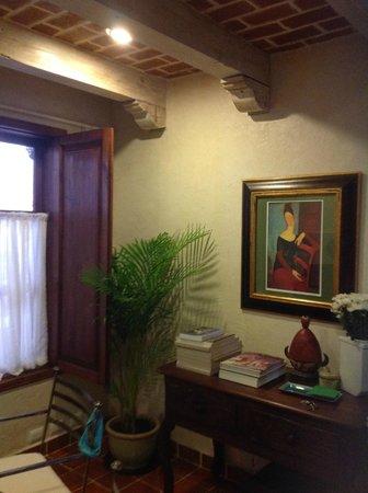 La Joya Hotel San Cristobal: details
