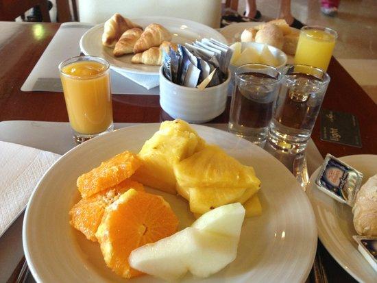 Vila Galé Ampalius : Breakfast