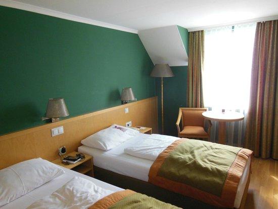 Austria Trend Hotel Ananas: Das Zimmer